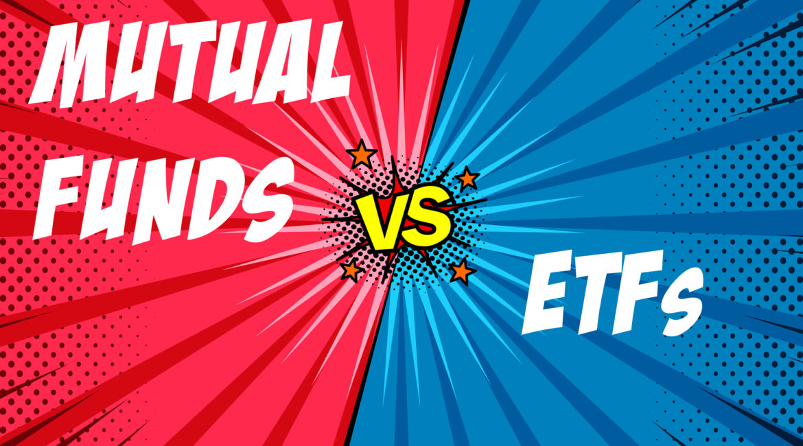 ETFs vs MF | Common Financial Sense